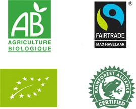 agriculture biologique ecocert max havelaar rainforest